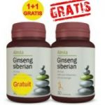 Ginseng Siberian, 30 + 30 capsule gratis, Alevia