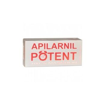 Apilarnil Potent, 30 comprimate, Biofarm | produse naturiste