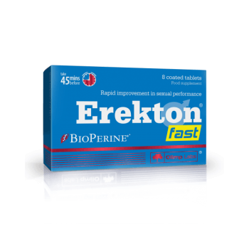 Erekton Fast, 8 tablete, Olimp Labs