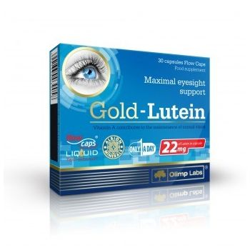 Gold Lutein, 30 capsule, Olimp Labs